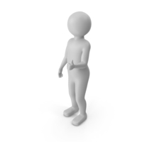 Figure Thumbs Up PNG & PSD Images