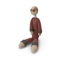 Home Made Doll PNG & PSD Images