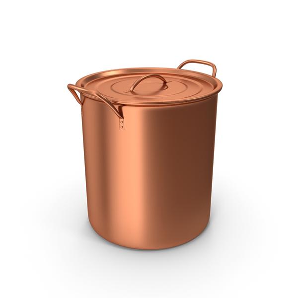 Bronze Brew Pot PNG & PSD Images