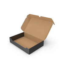 Cardboard Packaging Box PNG & PSD Images