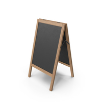 Sandwich Board PNG & PSD Images