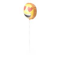 Smile Balloon PNG & PSD Images