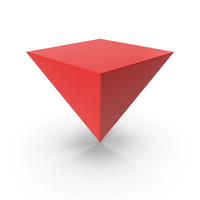 Red Pyramid PNG & PSD Images