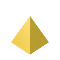 Triangle Yellow PNG & PSD Images