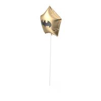 Batman Balloon PNG & PSD Images
