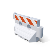 Plastic barrier New PNG & PSD Images