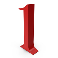Number One PNG & PSD Images