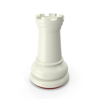 Rook White Red PNG & PSD Images