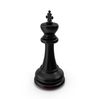 King Black Red PNG & PSD Images