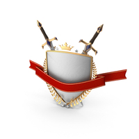 Shield And Swords PNG & PSD Images