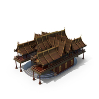 Pagoda PNG & PSD Images