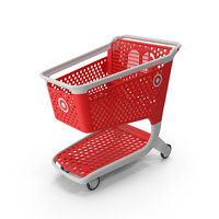 Plastic Shopping Cart PNG & PSD Images