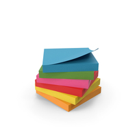 Sticky Notes PNG & PSD Images