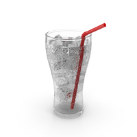 Clear Soda Glass PNG & PSD Images
