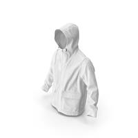 Men's Jacket White PNG & PSD Images
