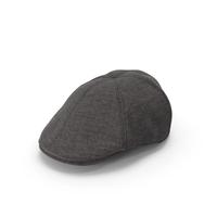 Men's Hat Gray PNG & PSD Images