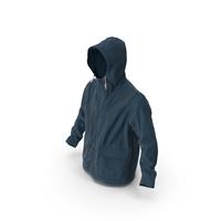 Men's Jacket Dark Blue PNG & PSD Images