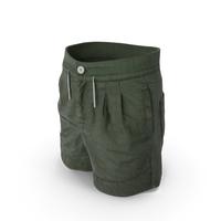 Shorts Green PNG & PSD Images
