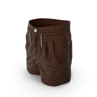 Shorts Brown PNG & PSD Images