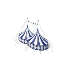 Big Circus Tent PNG & PSD Images