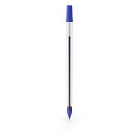 Pen Blue No Cap PNG & PSD Images