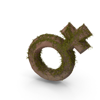 Stone With Ivy Female Symbol PNG & PSD Images