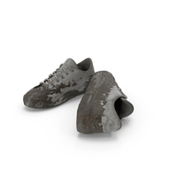 Sneakers Mud PNG & PSD Images