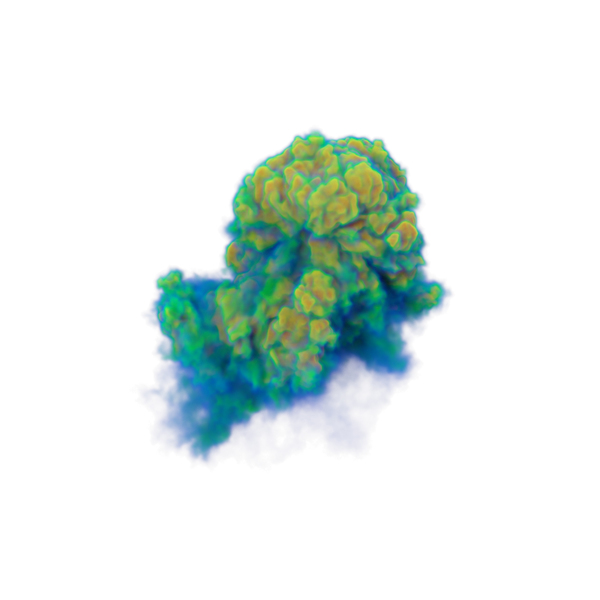 Colored Smoke PNG & PSD Images
