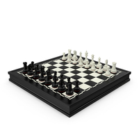 Chess Red Border Black PNG & PSD Images