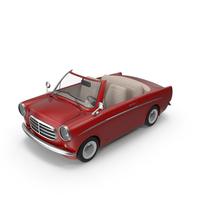 Cartoon Car Red PNG & PSD Images
