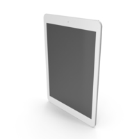 Tablet White PNG & PSD Images