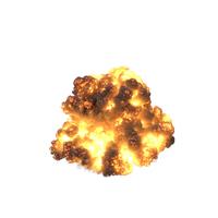 Gasoline Explosion PNG & PSD Images