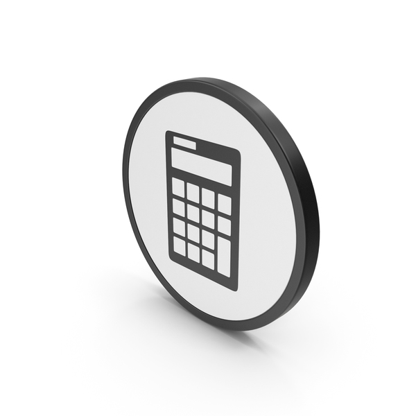 Icon Calculator PNG & PSD Images