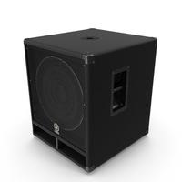 Professional Speaker Yamaha S115V PNG & PSD Images
