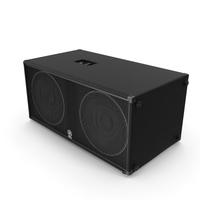 Professional Speaker Yamaha SW218V PNG & PSD Images