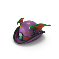 Witch Cap PNG & PSD Images