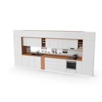 kitchen Furniture Set PNG & PSD Images
