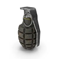 Grenade Mk2 PNG & PSD Images