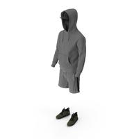 Men's Shorts Hoodie Sneakers T-Shirt Cap PNG & PSD Images