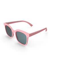 Womens Sunglasses Pink PNG & PSD Images