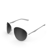Sunglasses White PNG & PSD Images