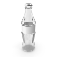 Glass Bottle with Cap PNG & PSD Images