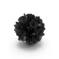 Black Pom Pom PNG & PSD Images