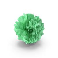 Green Pom Pom PNG & PSD Images