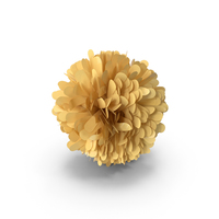 Yellow Pom Pom PNG & PSD Images