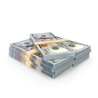 Big Dollar Stacks PNG & PSD Images