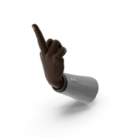 Suit Hand Giving the Finger PNG & PSD Images