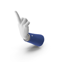 Facebook Hand Giving the Finger PNG & PSD Images