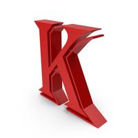 Letter K PNG & PSD Images