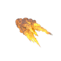 Side Explosion PNG & PSD Images